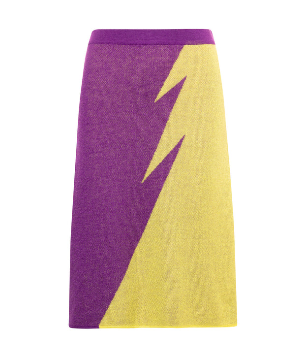 "Lisa ""Flash"" Midi Skirt Skirt THE GUESTLIST"
