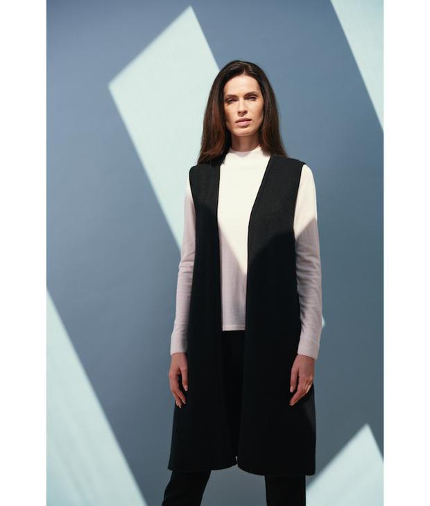 JENNIFER JOANOU New York | Prince Sweater Vest - The Guestlist