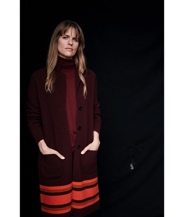 KARIM GUEST New York | Womenswear | Astrid Coat - THE GUESTLIST