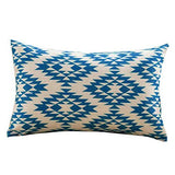 Pillow Cases, E-Scenery Clearance Sale! Geometric Rectangle Decorative Throw Pillow Covers Cushion Cases for Sofa Bedroom Car Home Decor, 20 x 12 Inch (C)