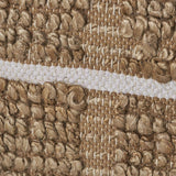 Christopher Knight Home 301631 Selki Natural Jute Pillows (Set of 2)