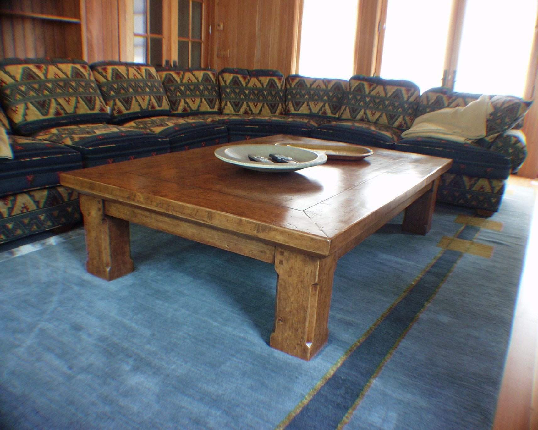 Craftsman Coffee Table - FWeixlerCo