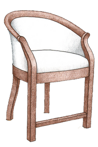 Bar Chair 1900