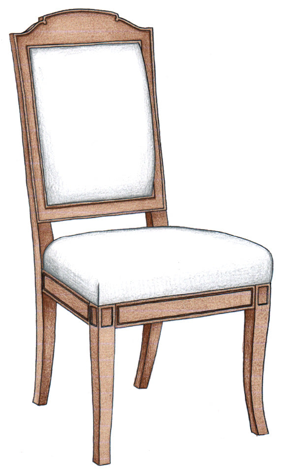 Panama Side Chair - FWeixlerCo