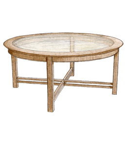Coffee Table #3740 - FWeixlerCo