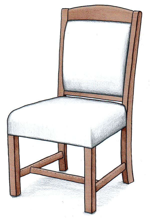 Elegant Dining Chair - FWeixlerCo