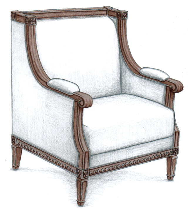 Honduras Arm Chair - FWeixlerCo