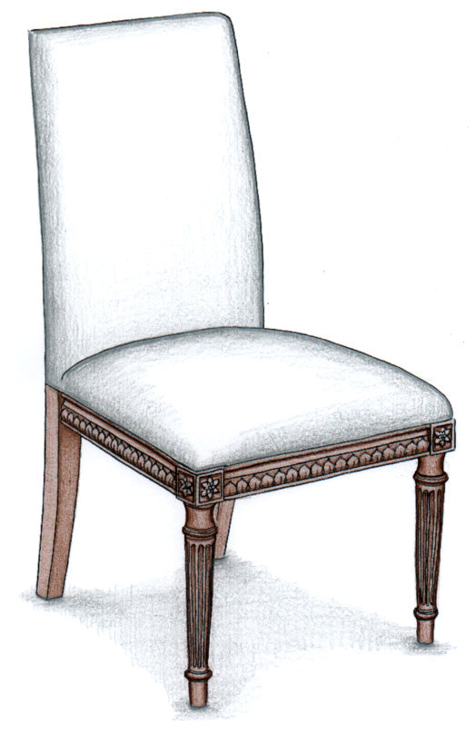 Indianapolis Side Chair - FWeixlerCo