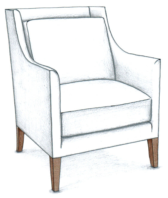 Modern Arm Chair - FWeixlerCo