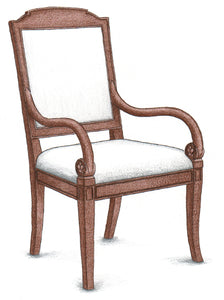 Panama Arm Chair - FWeixlerCo