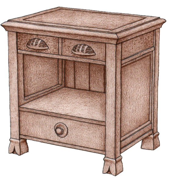 Night Stand #6620 - FWeixlerCo