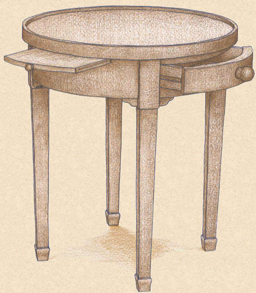 Lamp Table - FWeixlerCo