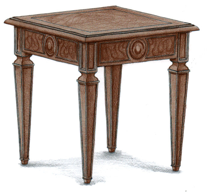 Spokane End Table - FWeixlerCo