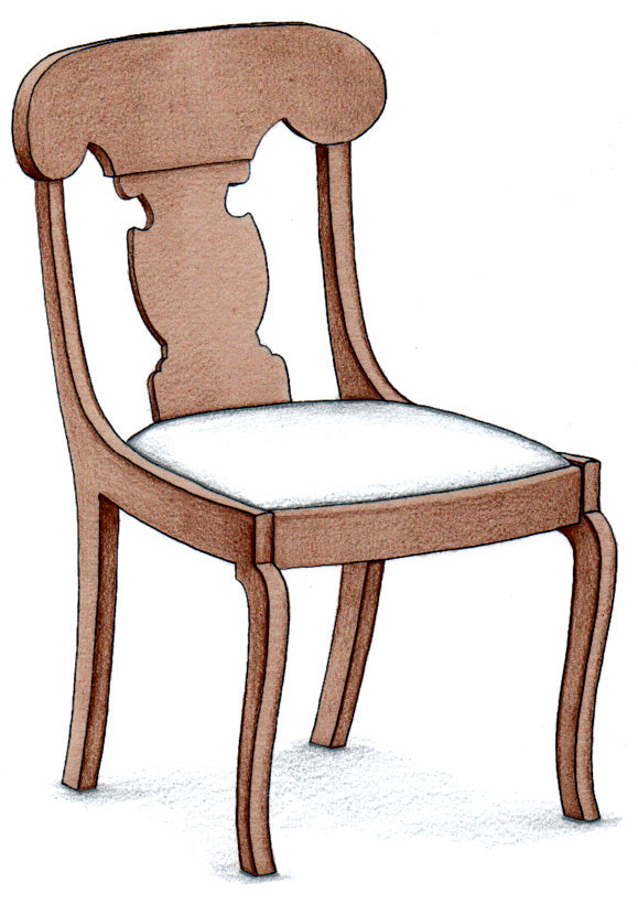 Queen Anne Side Chair - FWeixlerCo