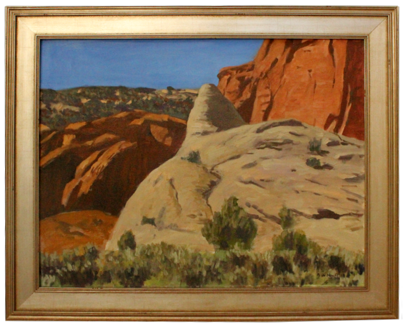 Cliffs Near Kanab - FWeixlerCo