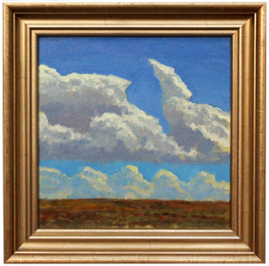 Clouds over Fields - FWeixlerCo