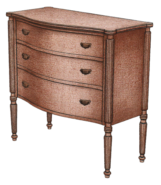 Night Stand Dresser #6410 - FWeixlerCo
