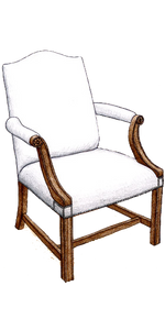 Chair 1030 - FWeixlerCo