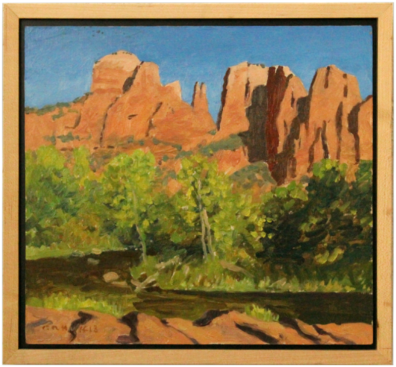 Red Cliffs - FWeixlerCo