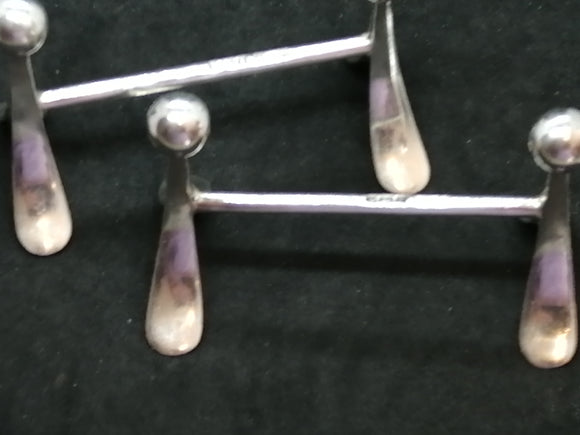 Silver Knife Rests