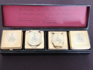 Rare Boxed Desk Set - Mitford Family