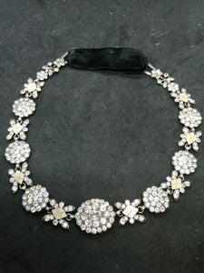 Stunning French Paste Georgian Necklace