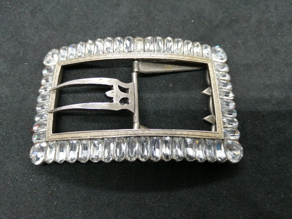 Georgian Paste Buckle