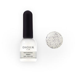 Macarons Gel Polish Didier Lab 'Oreo'