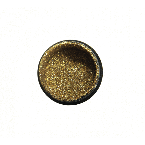 "Didierlab Decor Multiholo powder ""Didier Lab"", gold ( KT-FL001), 0,5gr"