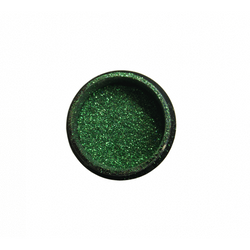 "Didierlab Decor Multiholo powder ""Didier Lab"", green ( KT-FL005 ), 0,5gr"
