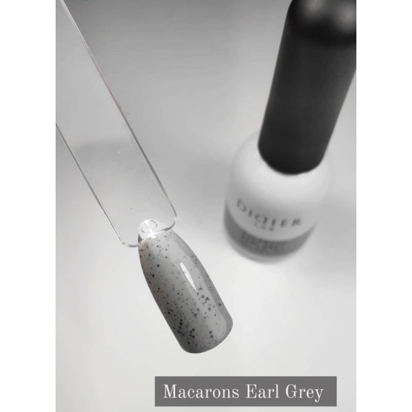Macarons Gel Polish Didier Lab 'Earl Grey'