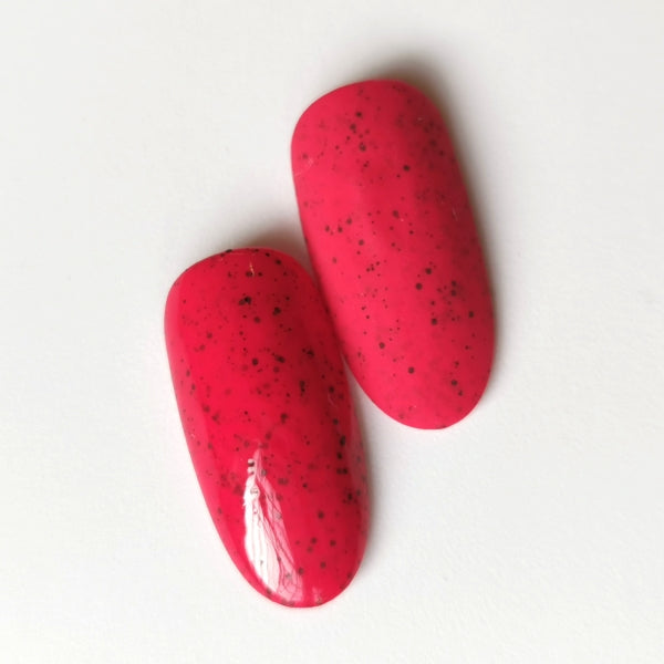 Macarons Gel Polish Didier Lab 'Red Love'
