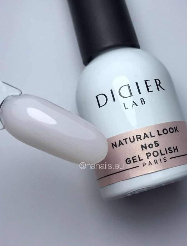 Gel Polish Didier Lab Natural Look No.5