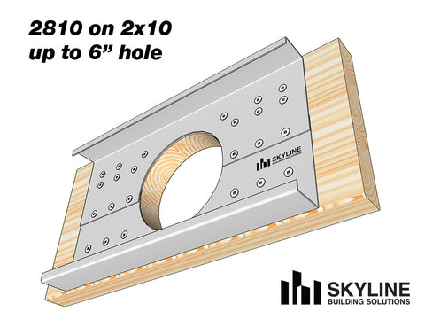 Skyline-joist-hole-reinforcer-plate-on-2x10