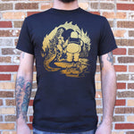 A Puft Zilla Moment T-Shirt (Mens) - Twin Carbon Clothing Co.