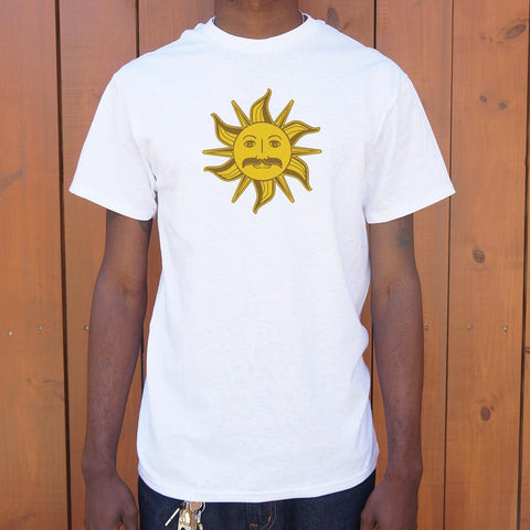 King Arthur Sun T-Shirt (Mens) - Twin Carbon Clothing Co.
