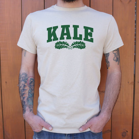 Kale University T-Shirt (Mens) - Twin Carbon Clothing Co.