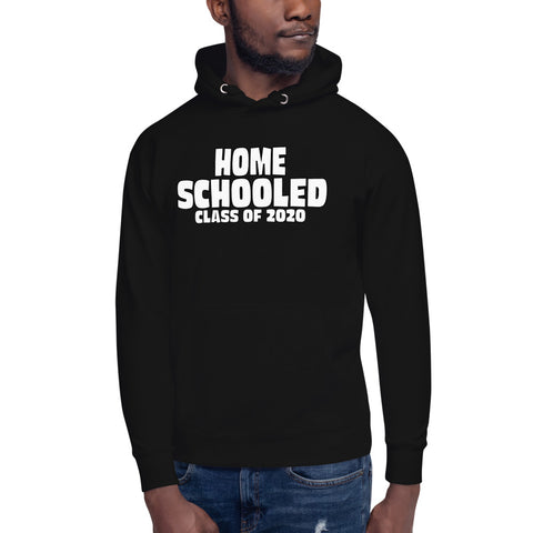 Home Schooled Hoodie - Twin Carbon Clothing Co.