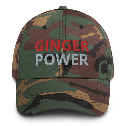 Ginger Power Hat - Twin Carbon Clothing Co.