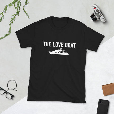 The Love Boat (CT-2) T-Shirt - Twin Carbon Clothing Co.