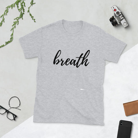 Breath T-Shirt - Twin Carbon Clothing Co.