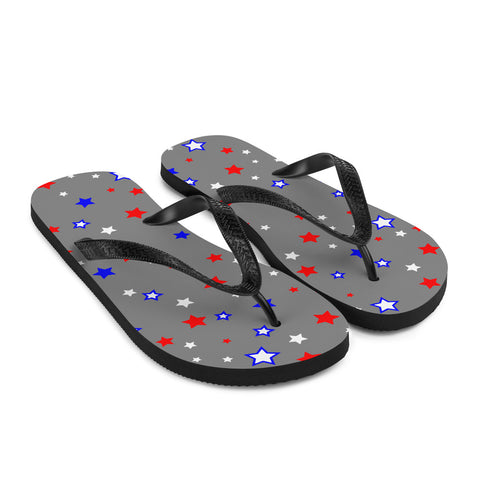 Star Flip-Flops - Twin Carbon Clothing Co.