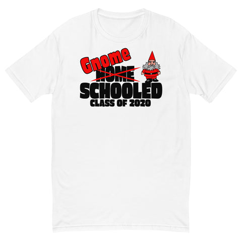 Gnome Schooled T-shirt - Twin Carbon Clothing Co.