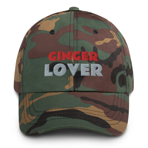 Ginger Lover hat - Twin Carbon Clothing Co.