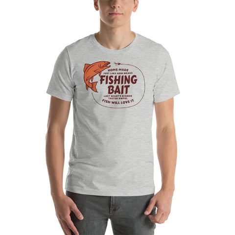Fishing (Fishing Bait) T-Shirt - Twin Carbon Clothing Co.