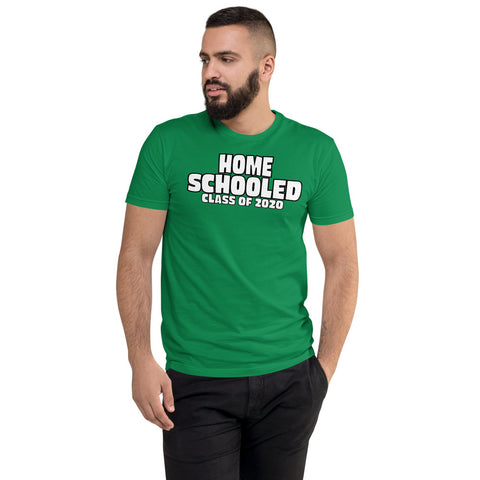 Home Schooled T-shirt - Twin Carbon Clothing Co.