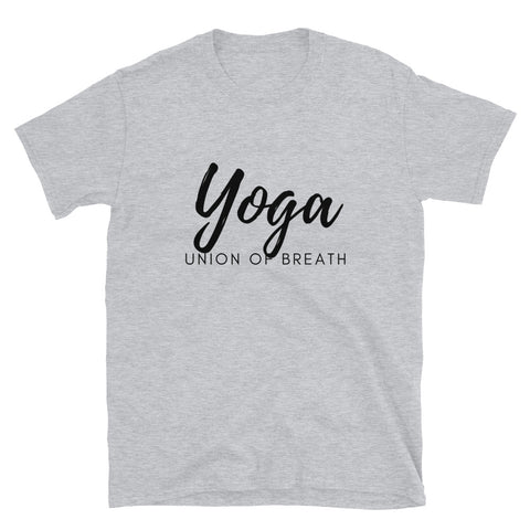 Yoga Union of Breath (CT1) - Twin Carbon Clothing Co.