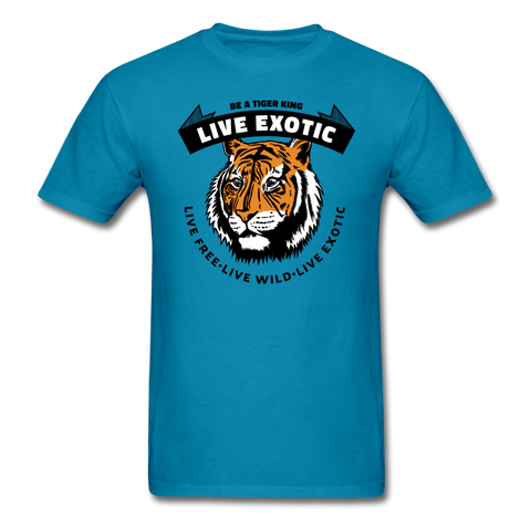 Live Exotic T-Shirt (SO) - Twin Carbon Clothing Co.