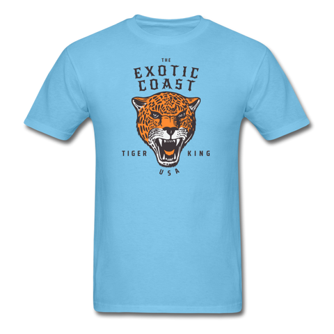 Exotic Coast T-Shirt (SO) - Twin Carbon Clothing Co.