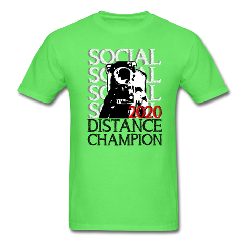 Social Distancing Champion 2020 back to school - Twin Carbon Clothing Co.